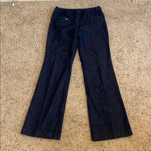 Express Brand Denim Trousers